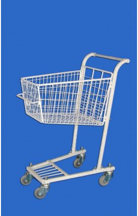 Self-service cart - wire