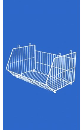 Small segment wire basket - lower