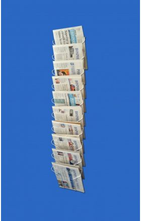 Wire holder of newspaper - 10 pcs